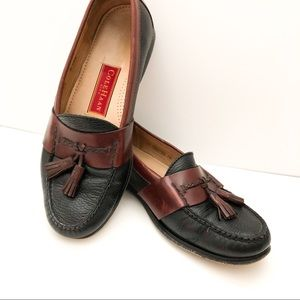 Cole Haan city loafers tassles